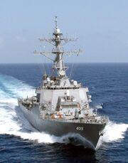 LPM Daionus - D Class Destroyer