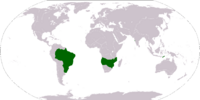Brazil (Napoleon's Australian Victory)
