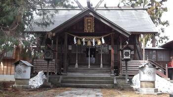 Sakaki-jinja, Joetsu