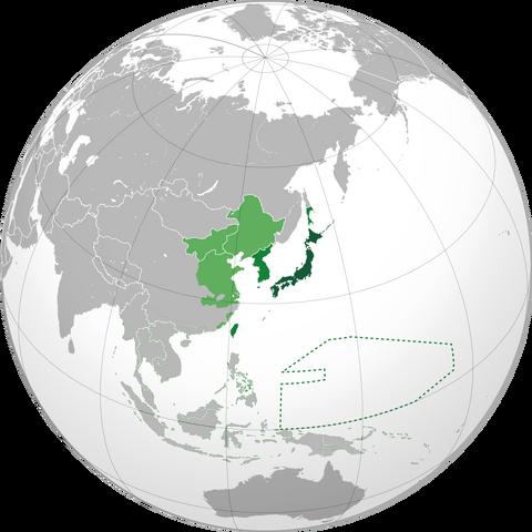File:Greater East Asian Prosperity Alliance members (TNE) .png