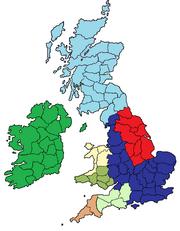 Countries of Britain 2 (Fascist Britain)