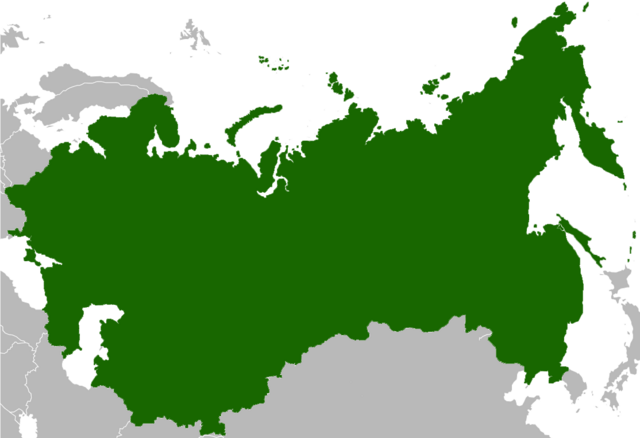 File:Location of the Soviet Union (Coloured).png