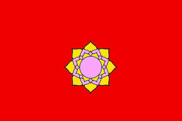 File:Red Khmer flag.png