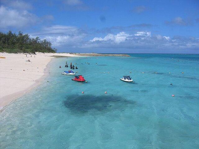 File:800px-Minnajima beach, Okinawa.jpg