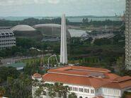 SDP Memorial and Esplanade (VegWorld)