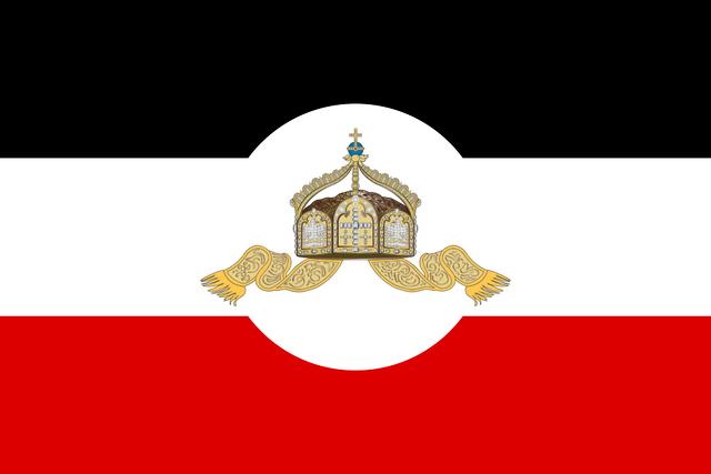 File:Dienstflagge für die Übrigen Verwaltungszweige des Reichs 1893-1919.png