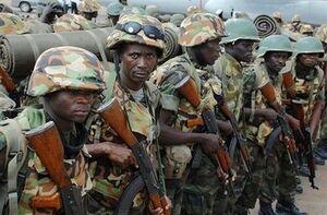RAngolan Soldiers