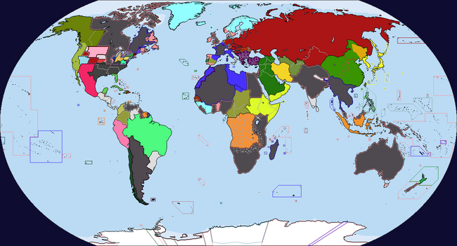 Diversa Pars Map Game 1941 Map