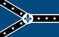 Flag of the Kingdom of Louisiana