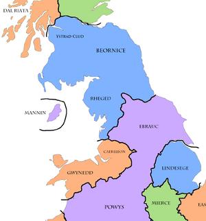Northumbria earnwine