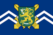 Finnish Army Flag (PM)