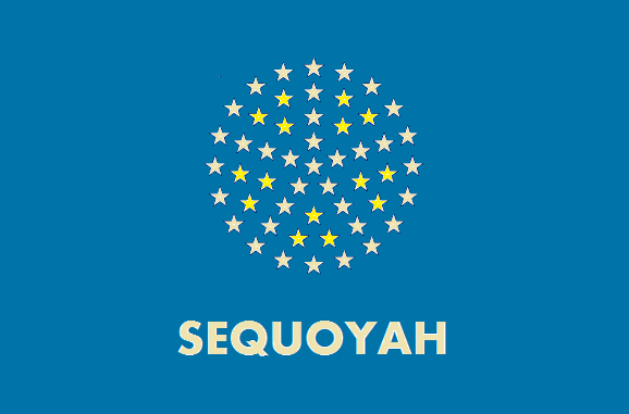 File:Flag of Sequoyah (New World Democracy).png