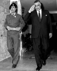 Nasser Gaddafi 1969