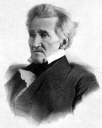 479px-Andrew Jackson drawn on stone by Lafosse, 1856-crop