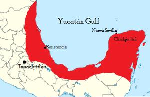 Gobernacion de Nueva España 1524