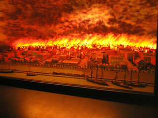 The Great Vatican fire