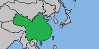 China (Mughal Glory)