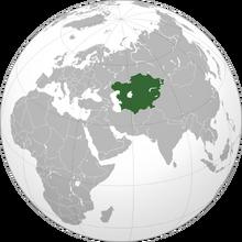 Location Turkestan (TNE)
