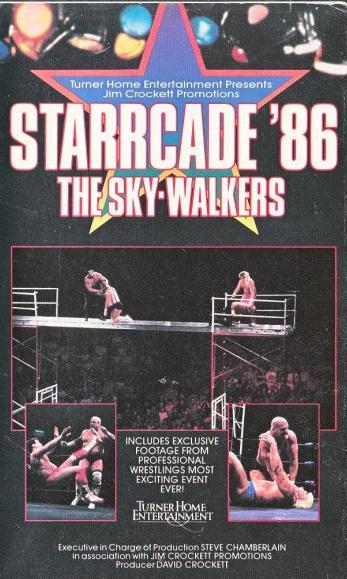 Starrcade 1986