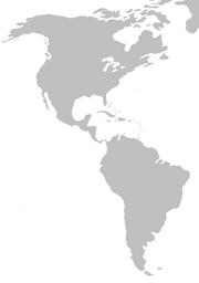 American Landmass