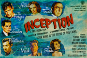 Poster to the 1941 film Inception