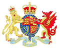 Scotland says Yes COA of the British Government