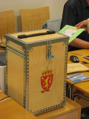 Norwegian Ballot Box