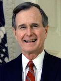 43 George H.W. Bush 3x4