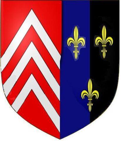 File:Arms of Maelgwyn Morgannwg - Duke of Gwent.jpg