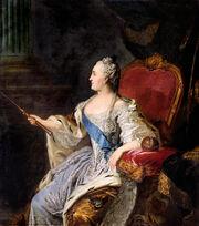 Rokotov Portrait Catherine II