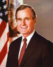 George H. W. Bush official portrait