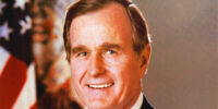 George H. W. Bush (The Found Order)