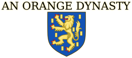 An Orange Dynasty Title Card