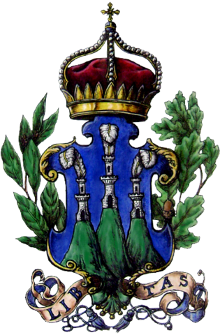 File:Coat of arms of San Marino from 1862 by Alexander Liptak.png