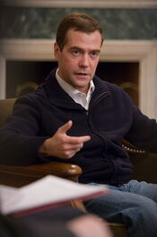 Dmitry Medvedev official large photo -6