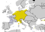 Holy Roman Empire, 1456