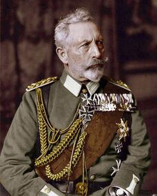 Wilhelm II photograph