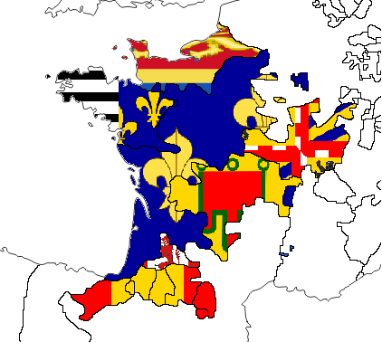 File:Francia w. Flags (The Kalmar Union).png