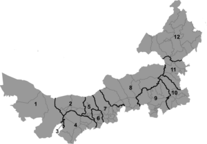 Province of Bei northern bei