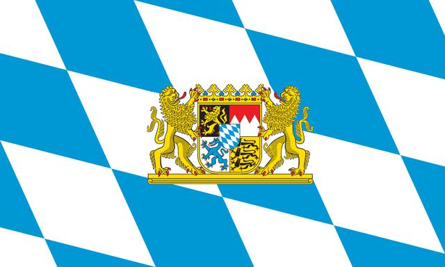File:800px-Flag of Bavaria (lozengy)Emblem.png