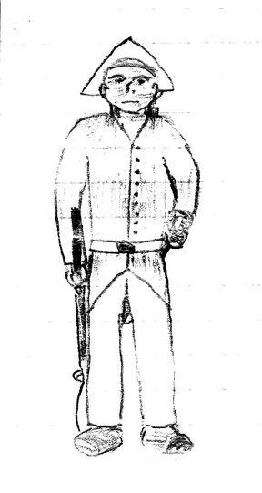 My first comic Colonel Tye by jochannon