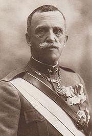 Vittorio Emmanuele III d'Italia