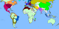 Industrial Revolution (Map Game)