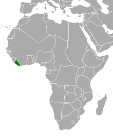 Location of Liberia (Myomi)