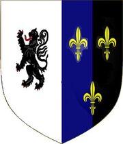Arms of Powys-Fadog-Gwent