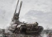 M1077 Mobile Artillery