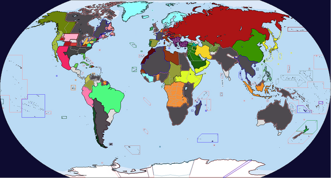 Diversa Pars Map Game 1936