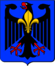 New French Republic Coat of Arms