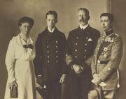 Welsh Royal Family