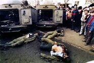 25dec89-three-supporters-of-former-president-ceaucescu-lie-dead 34